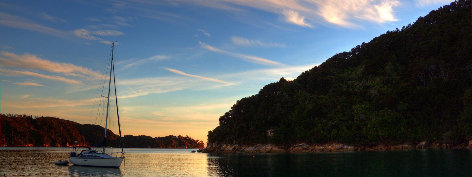 Let us take you on a journey through New Zealand's Abel Tasman National Park